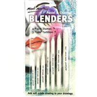 Pastel and Charcoal Blenders 7pce