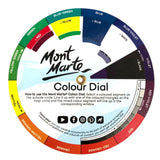 Paint Wheel Colour Dial Small