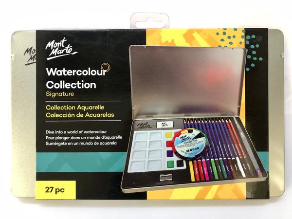 Watercolour Collection 27pc