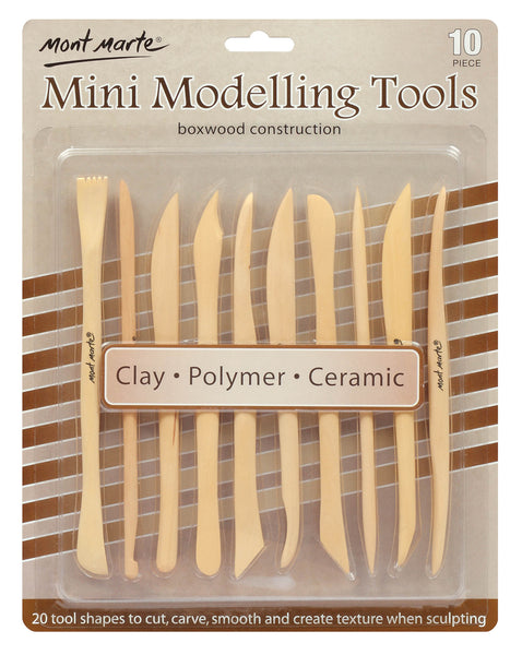 Mini Modelling Tool Set 10pc