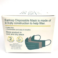 Health Mask 3 PLY Box of 50pcs