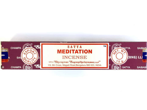 Incense Satya Meditation 15gm