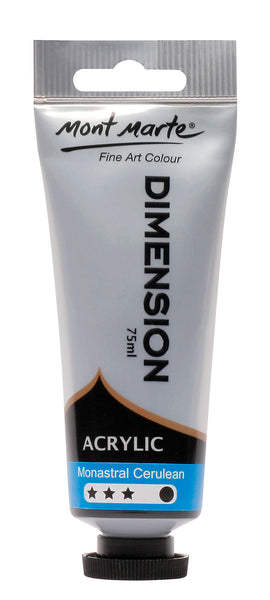 Paint Dimension 75ml Monastral Cerulean