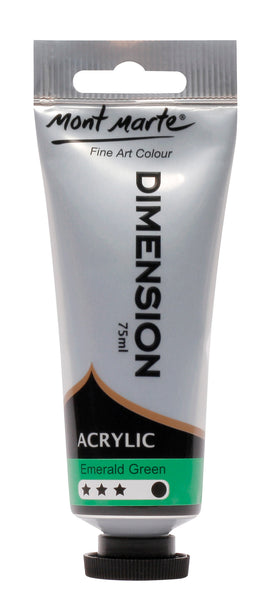 Paint Dimension 75ml Emerald Green