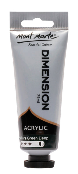 Paint Dimension 75ml Hookers Green Deep