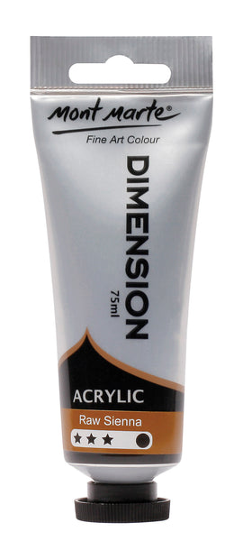 Paint Dimension 75ml Raw Sienna