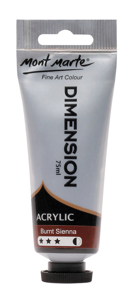 Paint Dimension 75ml Burnt Sienna