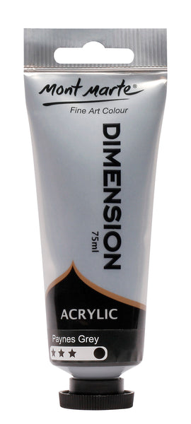Paint Dimension 75ml Paynes Grey