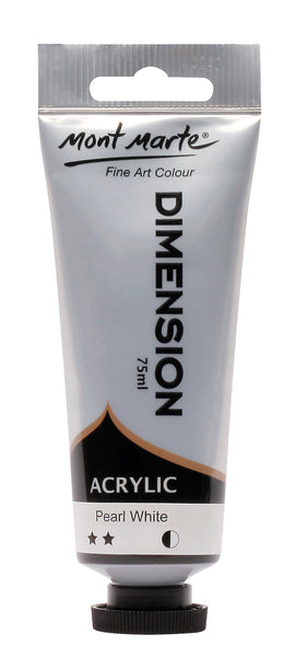 Paint Dimension 75ml Pearl White