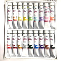 XX Paint Set Watercolour 18pce x 12ml Two Seasons