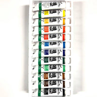 Paint Set Oil 12pc x 12ml