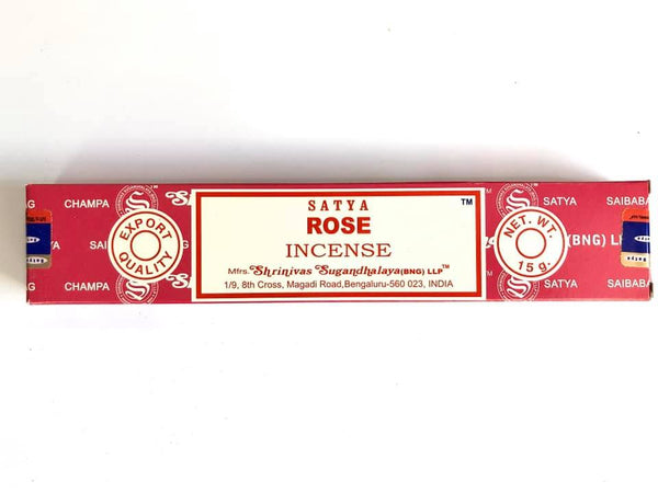 Incense Satya Rose 15gm