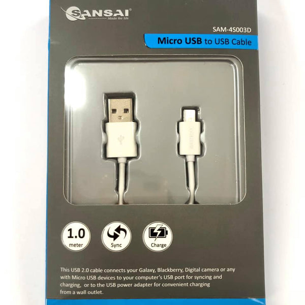 USB Cable Samsung Round