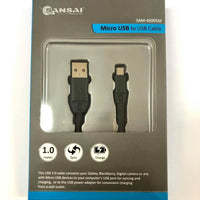 USB Cable Samsung Flat