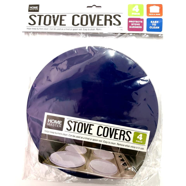 Stove Covers 4pk Plain