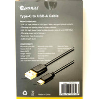 USB Cable Type C to USB