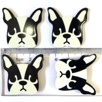 XXX Craft French bulldog 4pcs