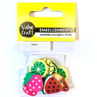 Craft Fruit Assorted 10pcs