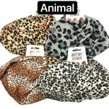 Head Wrap Multi Way Animal