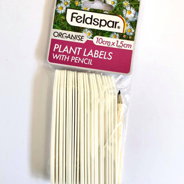 Plant Labels  with Pencil 25pk
