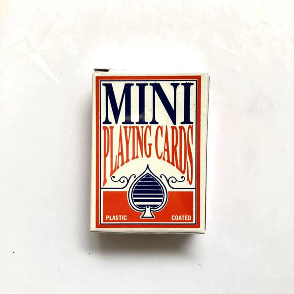 Playing Card - Mini