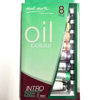 XXX Oil Paint Intro Set 8pc