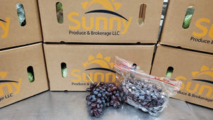 Red Seedless Grapes Add on