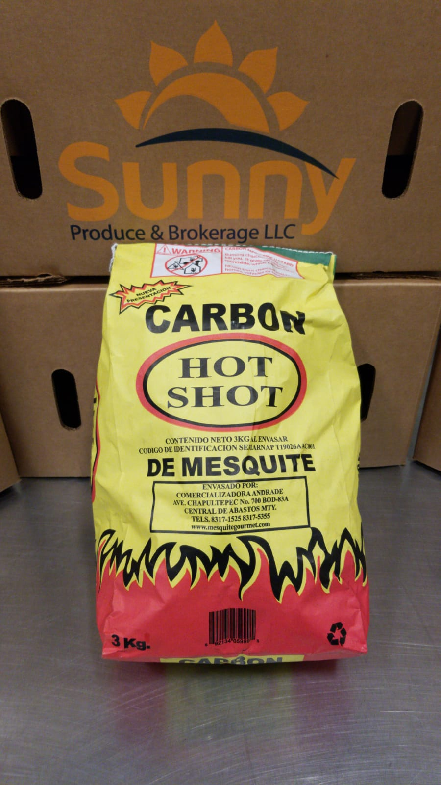 Mesquite Lump Charcoal add on