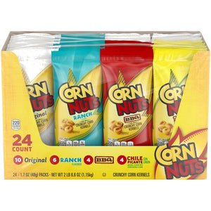 Corn Nuts Variety 24ct