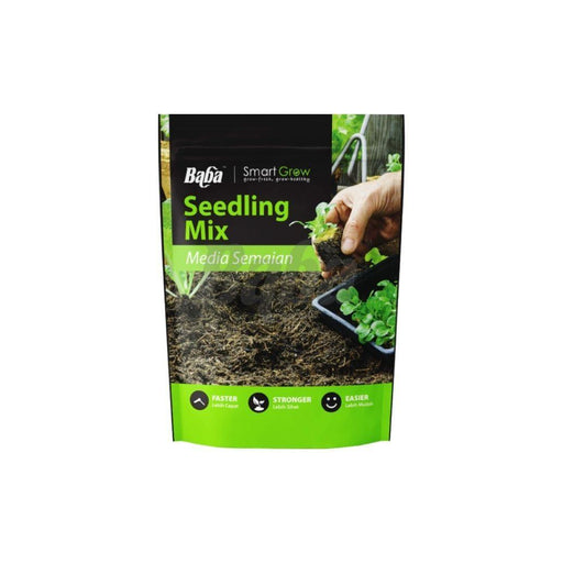 Baba Seedling Soil (3L)-Soil-Baba E Shop