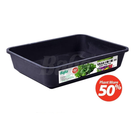 Baba Yasa-i Super Vege Tray-Flower Pot-Baba E Shop