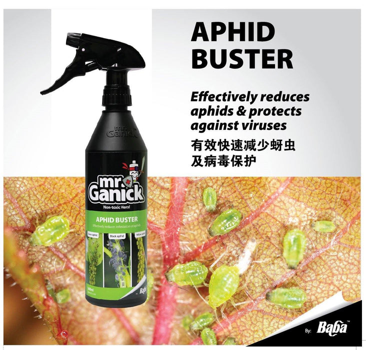 Mr Ganick Aphid Buster RTU (500ml) - Baba E Shop