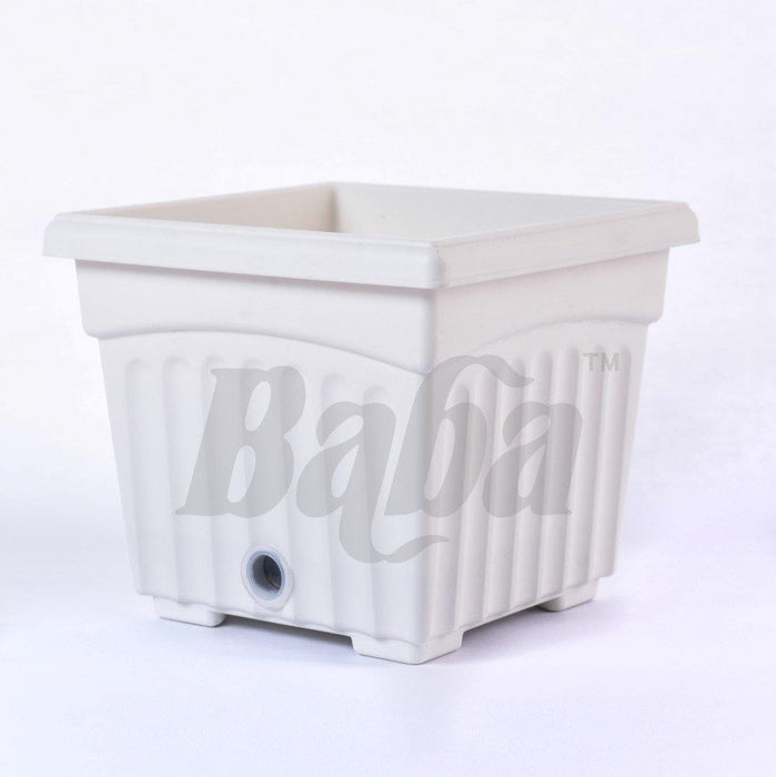Baba SQ-150 Biodegradable Square Pot