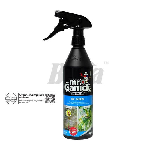 Mr Ganick Dr Neem Ready To Use (500ML)-Organic Fertilizer & Pesticide-Baba E Shop