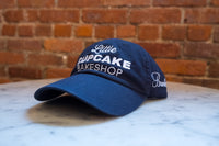 Navy Dad Hat (Brooklyn Edition)