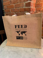 LCB FEED BAG 10 Meals are provided to Americans in need with purchase of this bag.