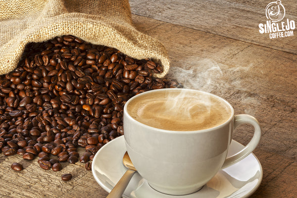 Five Reasons to Celebrate Coffee