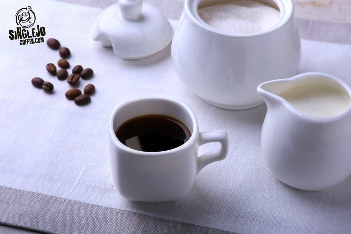 If You Need Caffeine, Have a Cup of Coffee