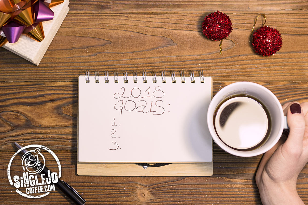 5 New Years Coffee Resolutions