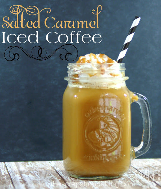 Delicious Salted Caramel Iced Coffee Recipe to Quench Your Summer Thirst