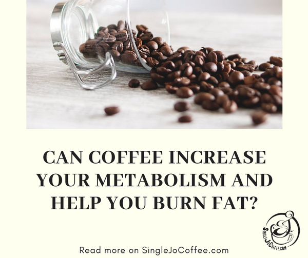 Can Coffee Increase Your Metabolism and Help You Burn Fat?