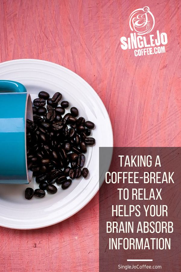 Coffee Break Boosts Memory