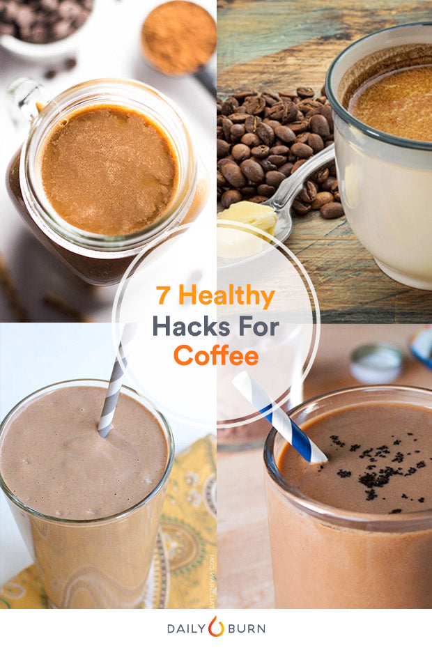 7 Health-Boosting Coffee Hacks to Try This Morning