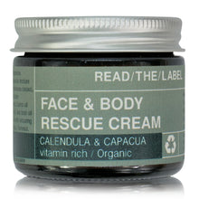 Load image into Gallery viewer, FACE AND BODY RESCUE CREAM