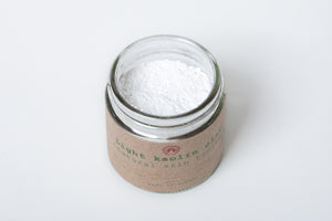CLAY MASK 3#: WHITE KAOLIN 40g