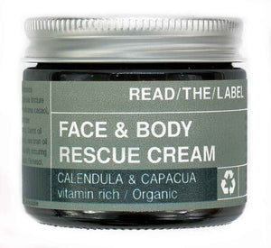 FACE AND BODY RESCUE CREAM