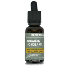 Load image into Gallery viewer, JOJOBA COLD PRESSED ORGANIC 30ml