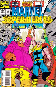 MARVEL SUPER-HEROES #15 (DIRECT)