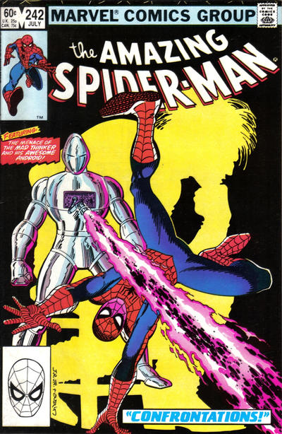 AMAZING SPIDER MAN #242 (DIRECT)