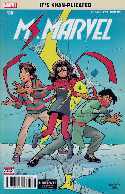MS MARVEL #30